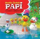 Papi Yüzmeyi Öğreniyor - Mutlu Ördek