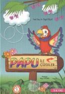 Papu İle Çizgiler 5-6 Yaş (3 Kitap)