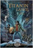 Percy Jackson ve Olimposlular 3:  Titan'ın Laneti (Çizgi Roman)