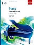 Piano Exam Pieces - ABRSM Grade 1
