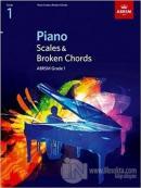 Piano Scales and Broken Chords - ABRSM Grade 1
