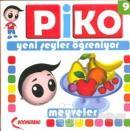 Piko Yeni Şeyler Öğreniyor 9 - Meyveler