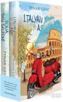Pınar Gencal Kutulu Set (2 Kitap Takım) (Ciltli)