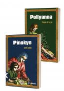 Pollyanna ve Pinokyo 2 Kitap Takım
