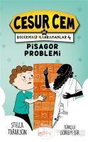 Pisagor Problemi - Cesur Cem ve Beceriksiz Kahramanlar 4 (Ciltli)