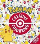 Pokemon: The Official Pokemon Creative Colouring Book