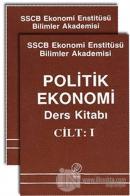 Politik Ekonomi Ders Notları (2 Cilt Takım)