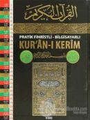 Pratik Fihristli - Bilgisayarlı Kur'an-ı Kerim (Cami Boy)