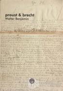 Proust ve Brecht