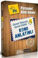PTT Personel Alımı Sınavı Genel Yetenek Genel Kültür Konu Anlatımı