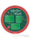 Redhouse Adjective Wheel - Redhouse Sıfat Çarkı