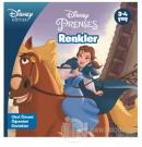 Renkler - Disney Eğitsel Prenses