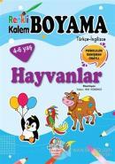 Renkli Kalem Boyama / Hayvanlar