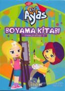 Pepee Renkli Boyama Kitabı Aile Kolektif