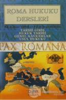 Roma Hukuku Dersleri Tarihi Giriş / Hukuk Tarihi / Genel Kavramlar / Usul Hukuku (Ciltli)