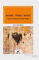 Roman - İnsan - Hayat (Ciltli)