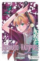 Rosario + Vampire - Tılsımlı Kolye ve Vampir - Sezon 2 Cilt 2