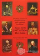 Rusya Tarihi Ders Kitabı (1917'ye Kadar)