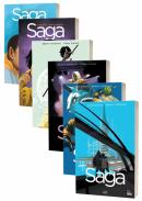Saga 6 Kitap Takım