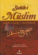 Sahih-i Müslim - Muhtasarı / Metinsiz (2 Cilt Takım)