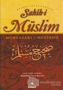 Sahih-i Müslim (2 Cilt Takım)
