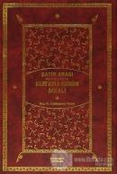 Satır Arası Kelime Kelime Kur'an-ı Kerim Meali (2 Cilt Bir Arada - Orta Boy) (Ciltli)
