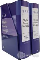 Say Büyük Felsefe Sözlüğü (2 Cilt Takım) (Ciltli)