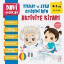 Sayılar - Dahi Çocuklar Dikkat ve Zeka Gelişimi İçin Aktivite Kitabı