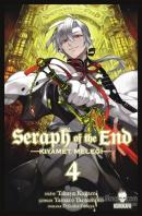 Seraph of the End - Kıyamet Meleği Cilt 4