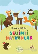 Sevimli Hayvanlar - Boyama Kitabı