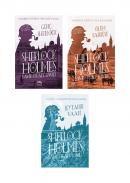 Sherlock Holmes 3 Kitap Takım
