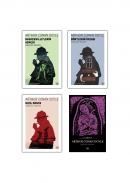 Sir Arthur Conan Doyle 4 Kitap Takım