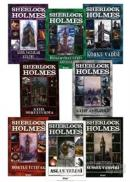 Sherlock Holmes Seti (8 Kitap Takım)