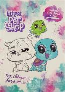 Sihirli Sulu Boya Kitabı - Littlest Pet Shop