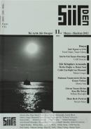 Şiirden İki Aylık Şiir Dergisi Sayı: 11