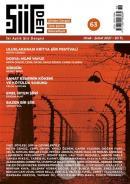 Şiirden İki Aylık Şiir Dergisi Sayı: 63 Ocak - Şubat 2021
