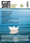 Şiirden İki Aylık Şiir Dergisi Sayı: 65 Mayıs - Haziran 2021