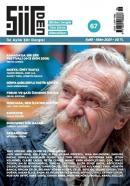 Şiirden İki Aylık Şiir Dergisi Sayı: 67 Eylül - Ekim 2021