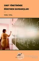 Sınıf Yönetiminde Öğretmen Davranışları