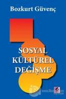 Sosyal Kültürel Değişme
