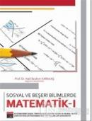 Sosyal ve Beşeri Bilimlerde Matematik 1