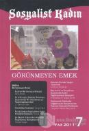 Sosyalist Kadın Dergisi Sayı: 7