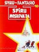 Spiru ve Fantasio Spiru Moskova'da