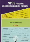 SPSS Uygulamalı Çok Değişkenli İstatistik Teknikleri