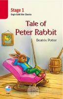 Tale of Peter Rabbit Stage 1 (CD'li)