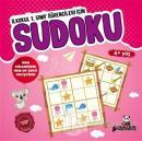 Sudoku 6+ Yaş - İlkokul 1. Sınıf Öğrencileri İçin