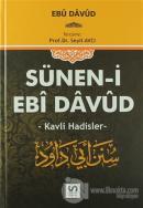 Sünen-i Ebi Davud (2 Cilt Takım) (Ciltli)