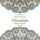 Süper Mandala Boyama kitabı