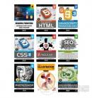 Süper Modern Web Tasarım Seti (9 Kitap Takım)