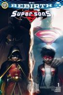 Super Sons Sayı 1 ( DC Rebirth )